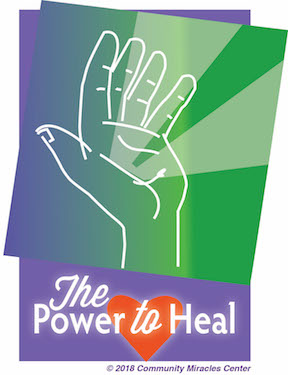 2019 The Power to Heal Logo