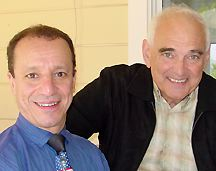 Rev. Tony Ponticello & Rev. Larry Bedini