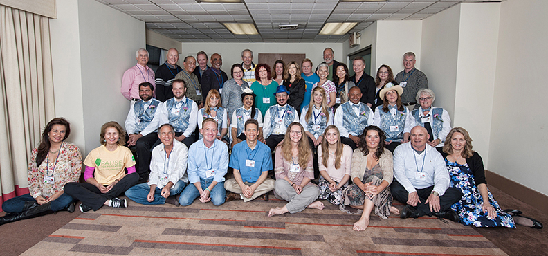 Presenters and Staff 2015 ACIM Conference in New York City