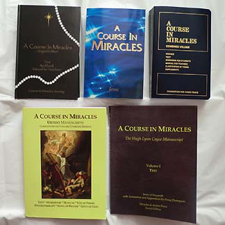 Image result for acim books